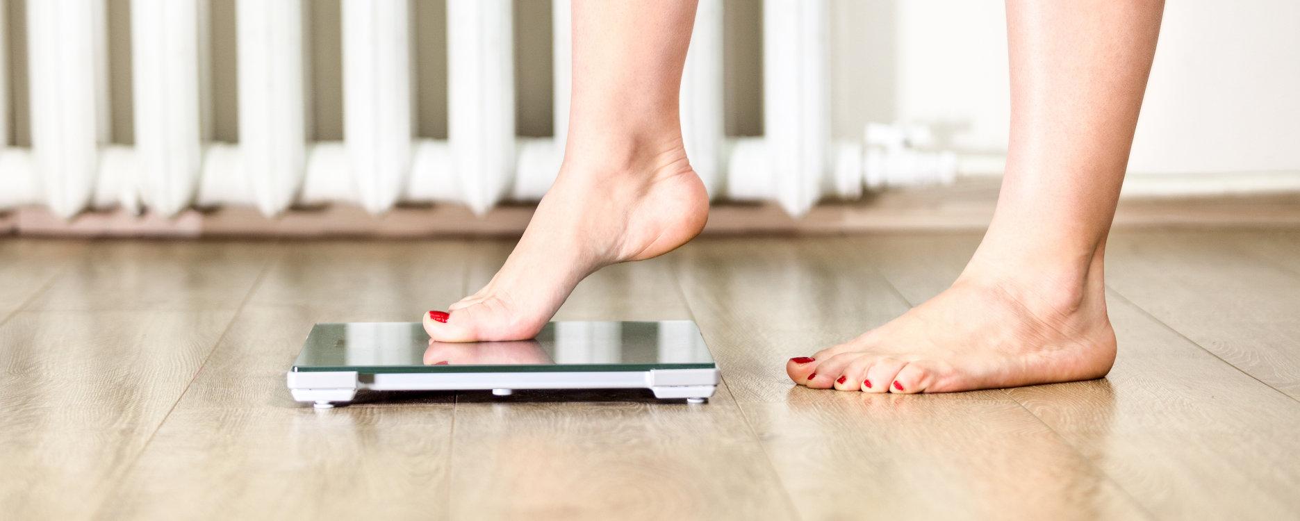 Ménopause et prise de poids