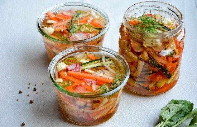 légumes fermentés lactofermentation